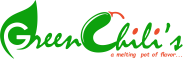 Go Green Chilli Logo